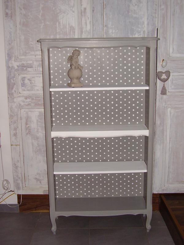 Nouvelle vie pour meubles en bois page 3 for Meuble style romantique